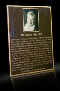 Cast Bronze Portrait Plaques with Metal Photo Miller